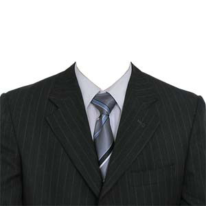 Create Passport Size Photo with Coat and Tie [PSD Free