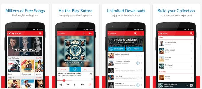 wynk music mp3 downloader app